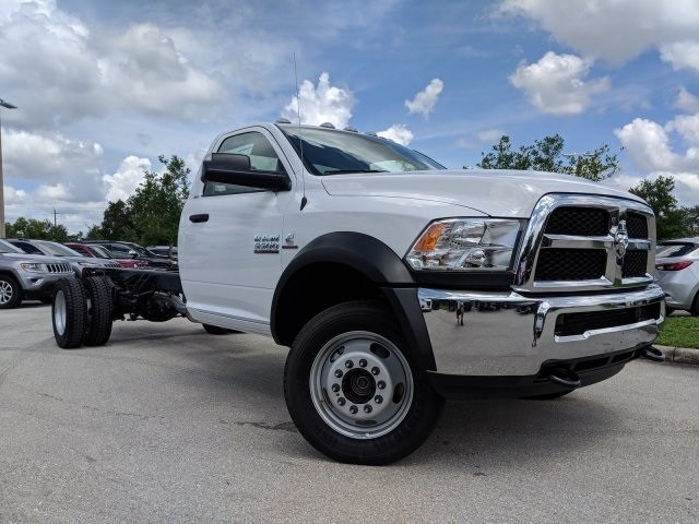 2018 Ram 5500 Regular Cab DRW 4x4,  Cab Chassis #G310311 - photo 3