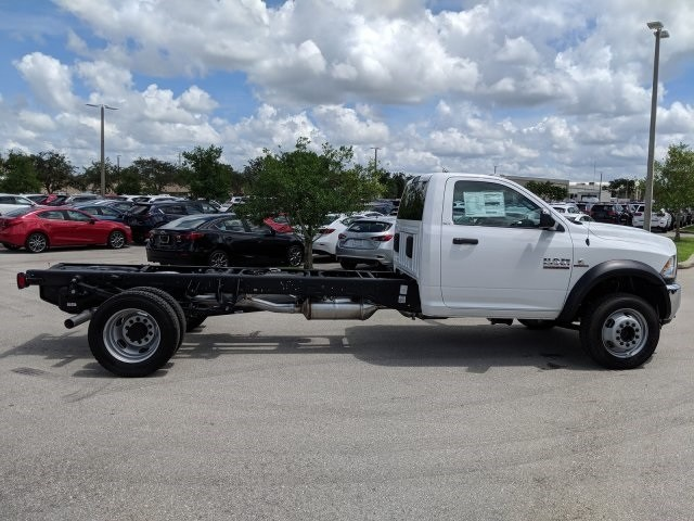 2018 Ram 5500 Regular Cab DRW 4x4,  Cab Chassis #G310311 - photo 4