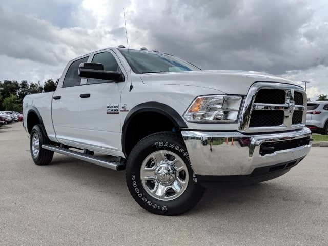 2018 Ram 2500 Crew Cab 4x4,  Pickup #G316971 - photo 3