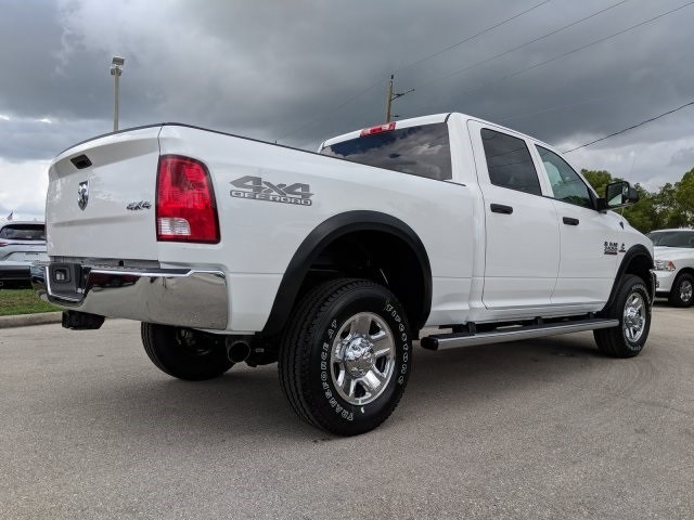 2018 Ram 2500 Crew Cab 4x4,  Pickup #G316971 - photo 2