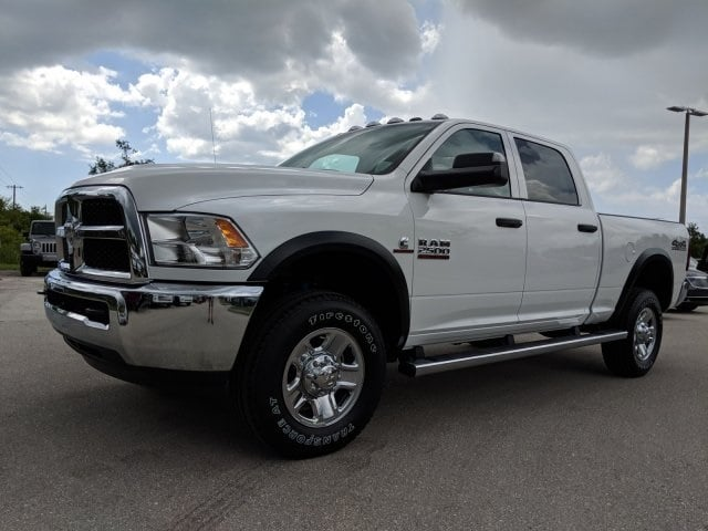2018 Ram 2500 Crew Cab 4x4,  Pickup #G316971 - photo 7