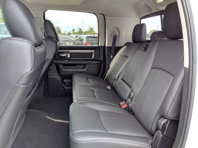 2018 Ram 2500 Mega Cab 4x4,  Pickup #G322791 - photo 16
