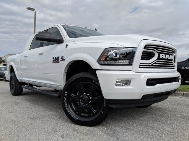 2018 Ram 2500 Mega Cab 4x4,  Pickup #G322791 - photo 3