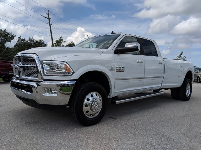 2018 Ram 3500 Crew Cab DRW 4x4,  Pickup #G331302 - photo 7