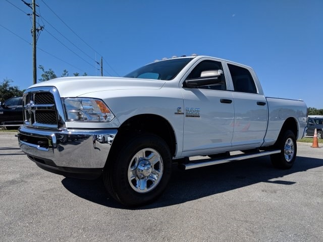 2018 Ram 2500 Crew Cab 4x4,  Pickup #G333963 - photo 8