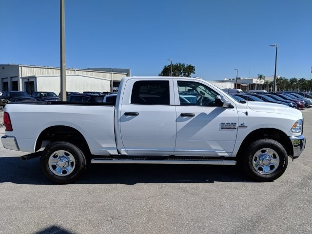 2018 Ram 2500 Crew Cab 4x4,  Pickup #G333963 - photo 5