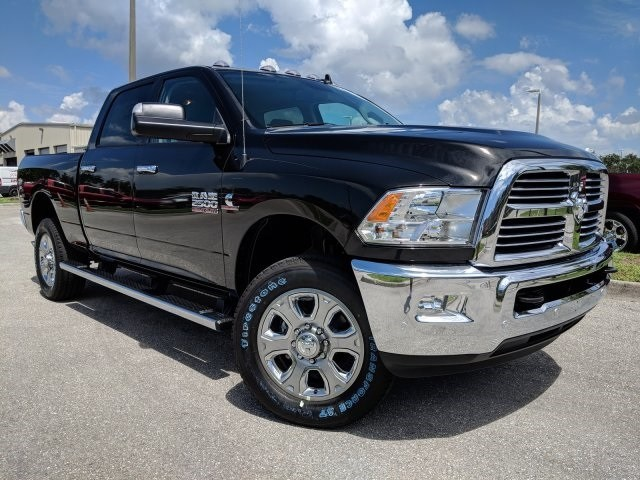 2018 Ram 2500 Crew Cab 4x4,  Pickup #G333964 - photo 3