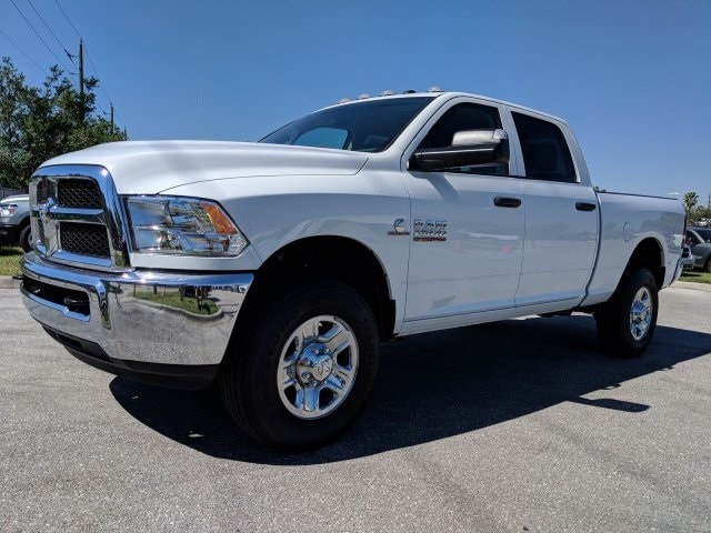 2018 Ram 2500 Crew Cab 4x4,  Pickup #G350276 - photo 7