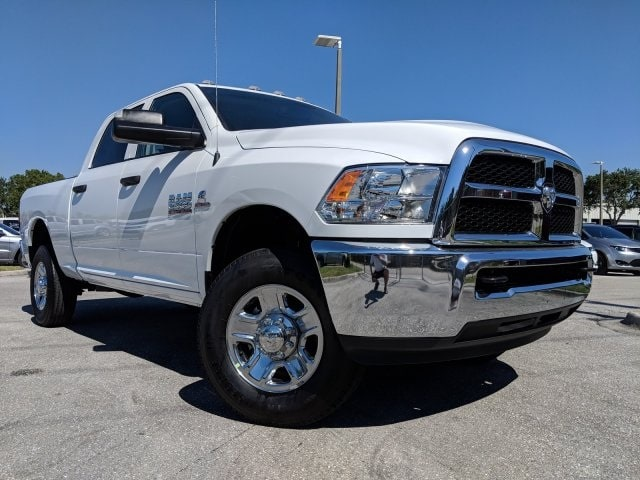 2018 Ram 2500 Crew Cab 4x4,  Pickup #G350276 - photo 3