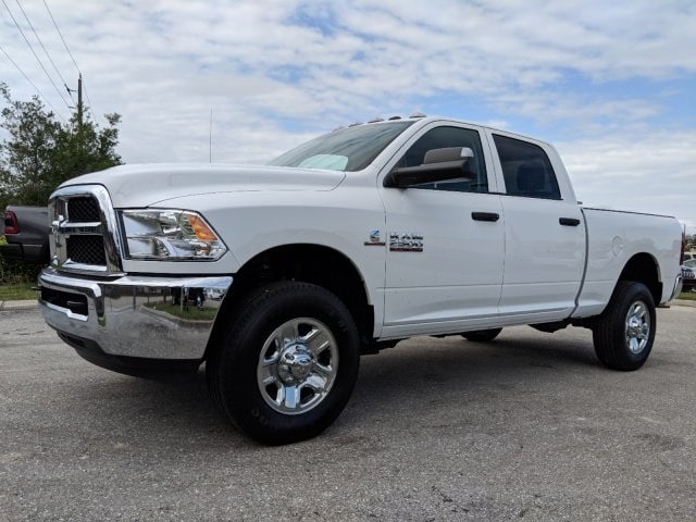 2018 Ram 2500 Crew Cab 4x4,  Pickup #G350277 - photo 7