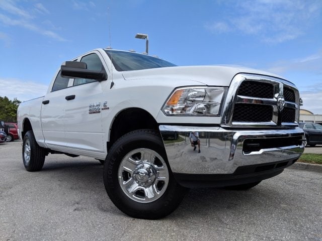 2018 Ram 2500 Crew Cab 4x4,  Pickup #G350277 - photo 3