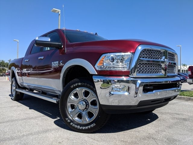2018 Ram 2500 Mega Cab 4x4,  Pickup #G368847 - photo 3