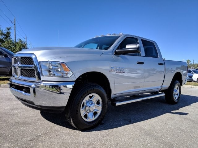 2018 Ram 2500 Crew Cab 4x4,  Pickup #G379086 - photo 7