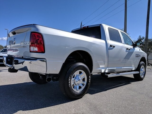 2018 Ram 2500 Crew Cab 4x4,  Pickup #G379086 - photo 4