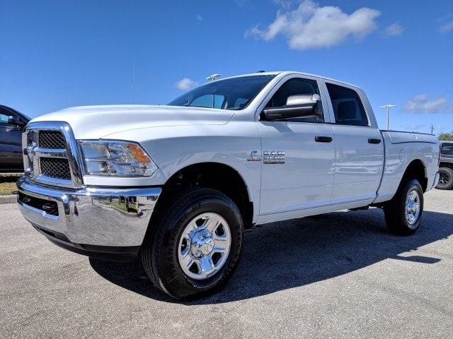 2018 Ram 2500 Crew Cab 4x4,  Pickup #G425743 - photo 7