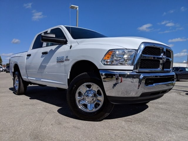 2018 Ram 2500 Crew Cab 4x4,  Pickup #G425743 - photo 3