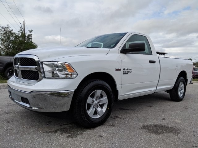 2019 Ram 1500 Regular Cab 4x2,  Pickup #G505376 - photo 7