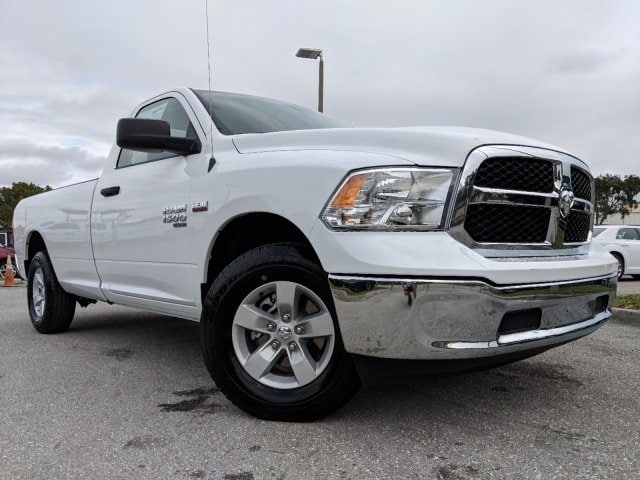 2019 Ram 1500 Regular Cab 4x2,  Pickup #G505376 - photo 3