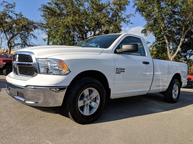 2019 Ram 1500 Regular Cab 4x2,  Pickup #G507488 - photo 7