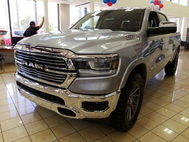 2019 Ram 1500 Crew Cab 4x4,  Pickup #N506280 - photo 5