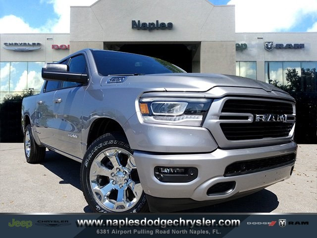 2019 Ram 1500 Crew Cab,  Pickup #N531121 - photo 1
