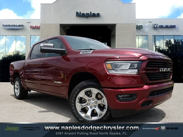 2019 Ram 1500 Crew Cab 4x2,  Pickup #N531123 - photo 1