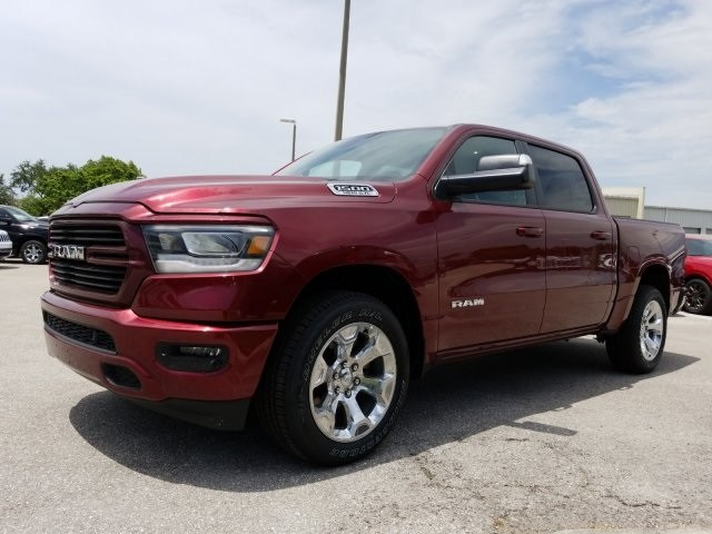 2019 Ram 1500 Crew Cab 4x2,  Pickup #N531123 - photo 7