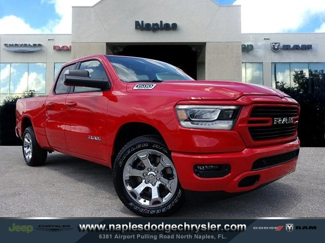 2019 Ram 1500 Quad Cab 4x2,  Pickup #N549303 - photo 1