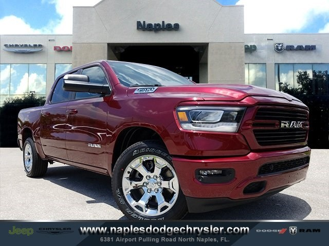 2019 Ram 1500 Crew Cab 4x2,  Pickup #N563052 - photo 1