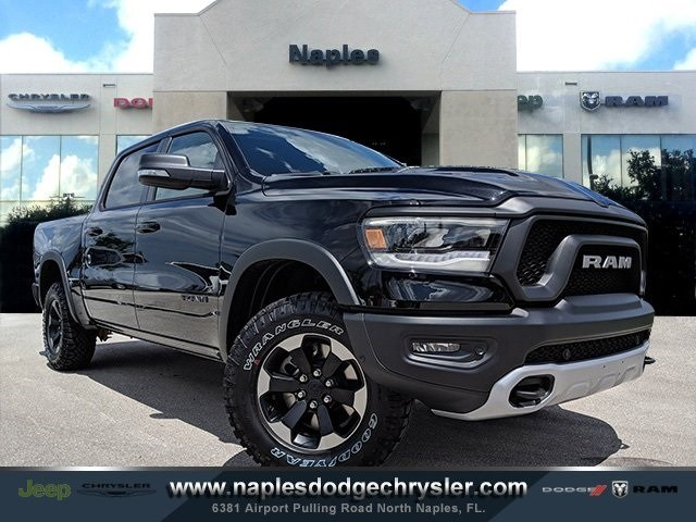 2019 Ram 1500 Crew Cab 4x4,  Pickup #N576720 - photo 1