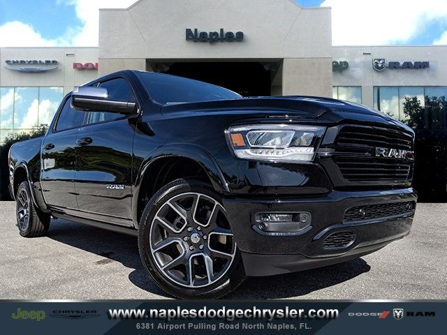 2019 Ram 1500 Crew Cab 4x2,  Pickup #N616026 - photo 1