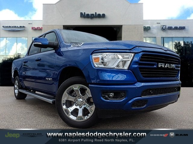 2019 Ram 1500 Crew Cab 4x2,  Pickup #N628566 - photo 1