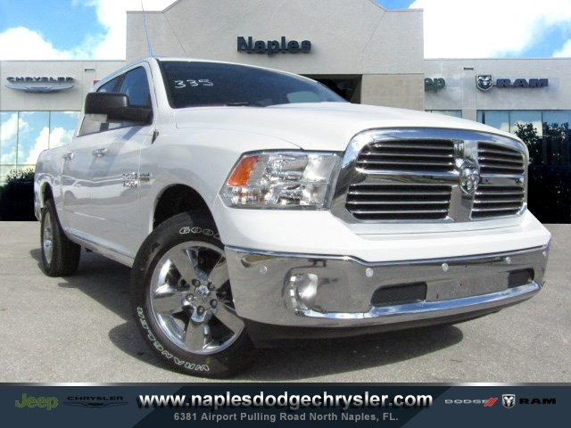 2018 Ram 1500 Crew Cab, Pickup #S105948 - photo 1