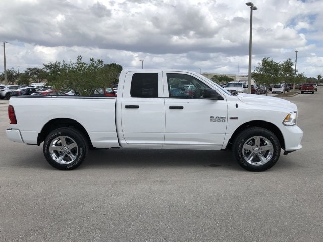 2018 Ram 1500 Quad Cab 4x2,  Pickup #S131811 - photo 3