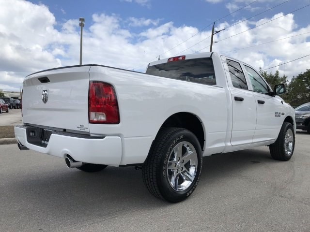 2018 Ram 1500 Quad Cab 4x2,  Pickup #S131811 - photo 2