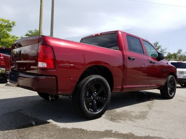 2018 Ram 1500 Crew Cab 4x2,  Pickup #S299764 - photo 2