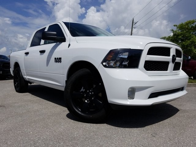 2018 Ram 1500 Crew Cab 4x2,  Pickup #S299956 - photo 3