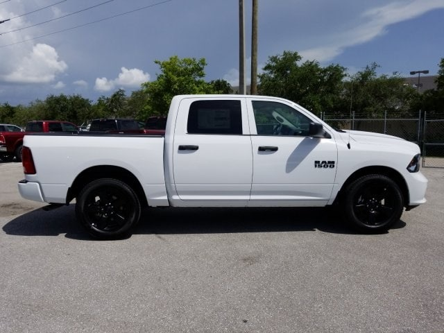 2018 Ram 1500 Crew Cab 4x2,  Pickup #S299956 - photo 4