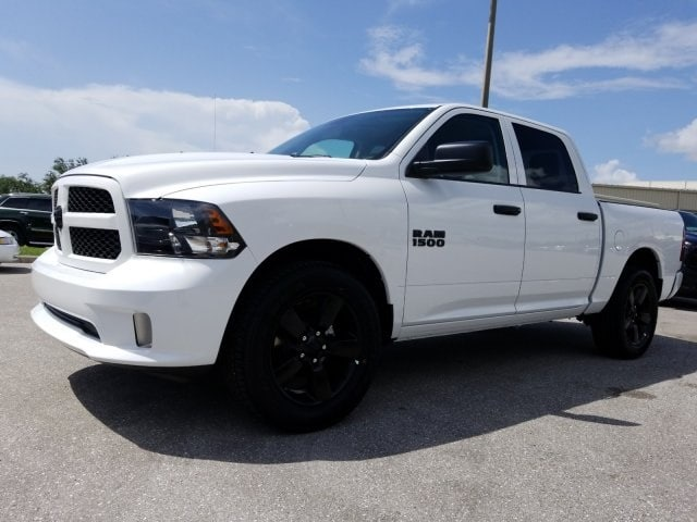 2018 Ram 1500 Crew Cab 4x2,  Pickup #S299956 - photo 7