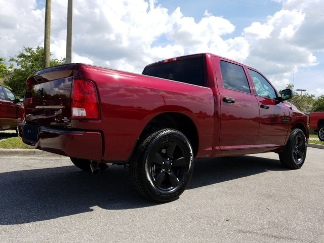 2018 Ram 1500 Crew Cab 4x2,  Pickup #S304601 - photo 2