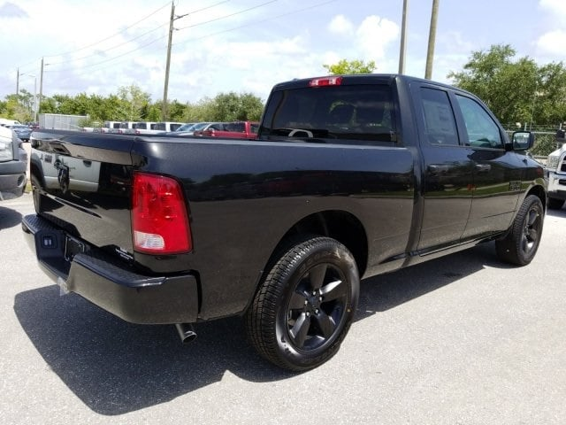 2018 Ram 1500 Quad Cab 4x2,  Pickup #S336180 - photo 2