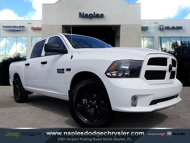 2018 Ram 1500 Crew Cab 4x4,  Pickup #S337662 - photo 1