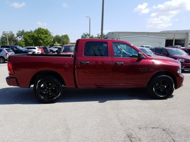 2018 Ram 1500 Crew Cab 4x2,  Pickup #S350033 - photo 4