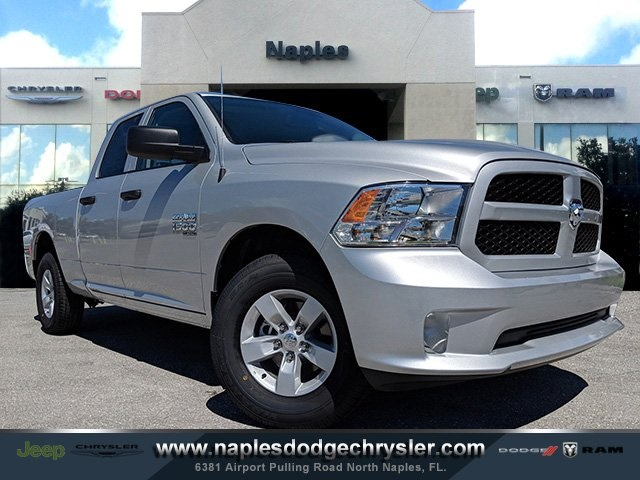 2019 Ram 1500 Quad Cab 4x2,  Pickup #S515697 - photo 1