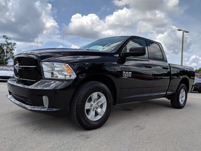 2019 Ram 1500 Quad Cab 4x2,  Pickup #S515699 - photo 7