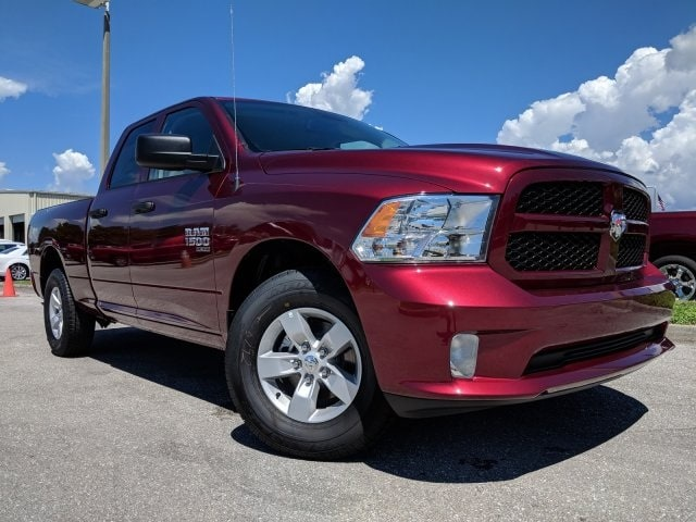 2019 Ram 1500 Quad Cab 4x2,  Pickup #S515700 - photo 3