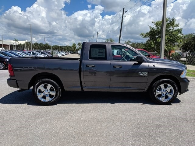 2019 Ram 1500 Quad Cab 4x2,  Pickup #S515703 - photo 4
