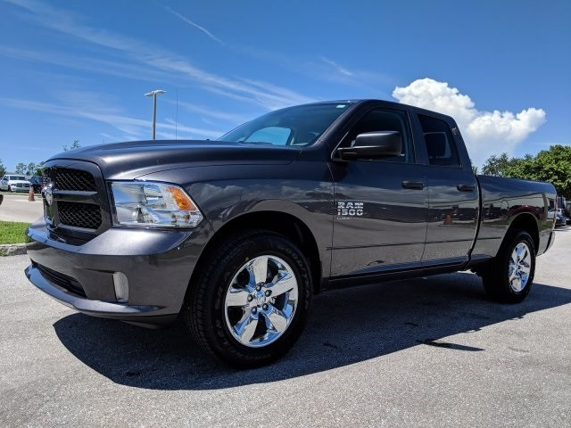 2019 Ram 1500 Quad Cab 4x2,  Pickup #S515703 - photo 7