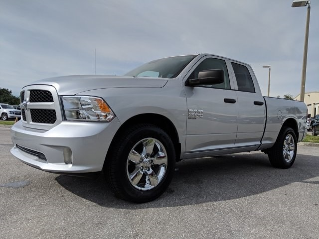 2019 Ram 1500 Quad Cab 4x2,  Pickup #S515704 - photo 7