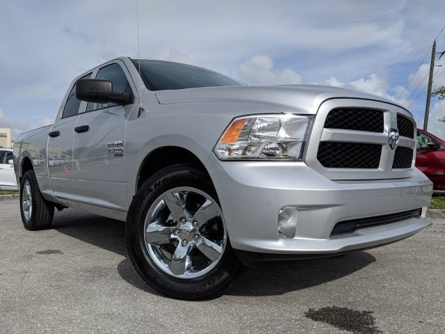 2019 Ram 1500 Quad Cab 4x2,  Pickup #S515704 - photo 3